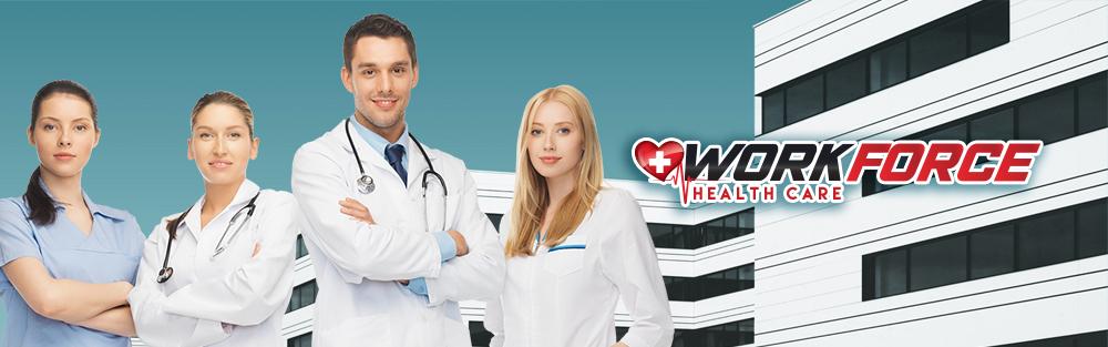 Workforce Enterprises - Page Banner Health Care