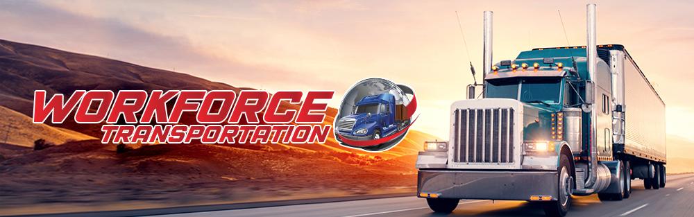 Workforce Enterprises - Page Banner Transportation